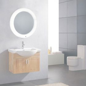 Smart Touch Control LED Mirror